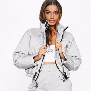 Reflective Jacket (Missguided)